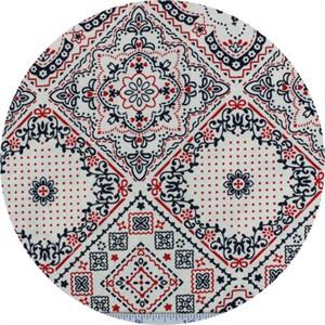 Cosmo Textiles, SHIRTING, Bandana, Handkerchief White
