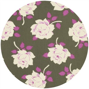 Heather Bailey, Lottie Da, Vintage Rose Charcoal
