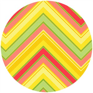 Heather Bailey, Pop Garden, Zig Zag Stripe Gold