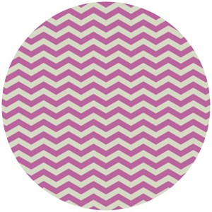 Heather Bailey, True Colors, Chevron Orchid