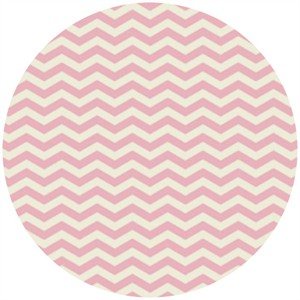 Heather Bailey, True Colors, Chevron Pink