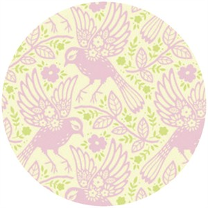 Heather Bailey, Up Parasol, Meadowlark Pink