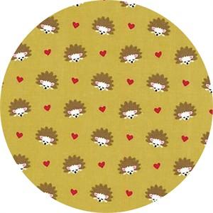 Michael Miller, Fox Woods, Hedgehog Heaven Olive