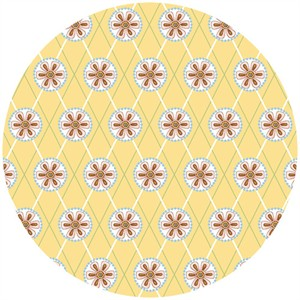 Henry Glass, Cottage Charm, Patterned Sunny