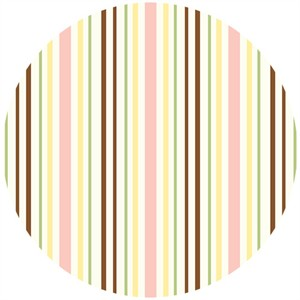 Henry Glass, Cottage Charm, Stripe Sunny