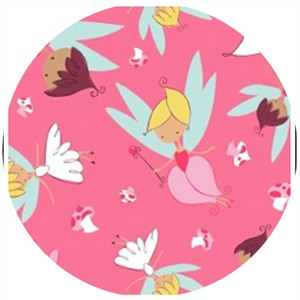 Heather Rosas, Fairyville, Fairies Pink