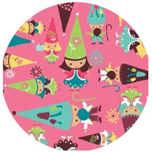 Heather Rosas, Fairyville, Gnomes Pink