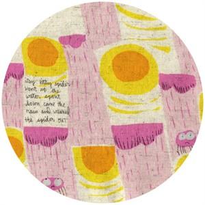 Heather Ross, Nursery Versery, Itsy Bitsy Pink
