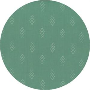 Hoffman Fabrics, Indah BATIKS, Herringbone Basil