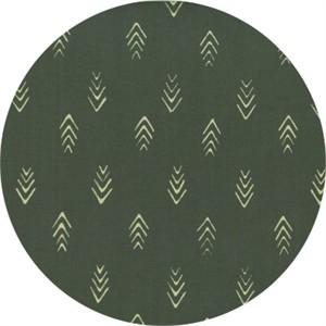 Hoffman Fabrics, Indah BATIKS, Herringbone Slate