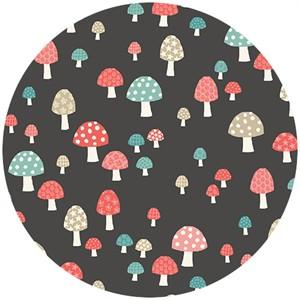 Henley Studio, Flo�s Garden, Field Mushroom Dusk