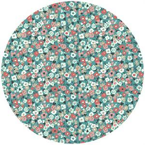 Henley Studio, Flo�s Garden, Flower Bed Dusk