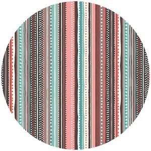 Henley Studio, Flo�s Garden, Textured Stripe Dusk