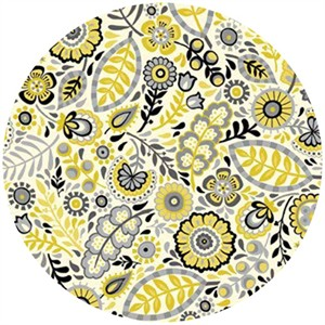 Henley Studio, Modern Folkloric, Allover Yellow