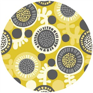 Henley Studio, Modern Folkloric, Floral Yellow
