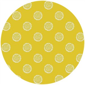 Henley Studio, Modern Folkloric, Sunflower Yellow