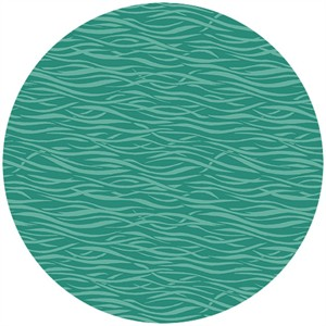 Henley Studio, Nautical, Waves Teal