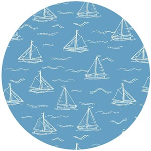 Henley Studio, Nautical, Yachts Blue