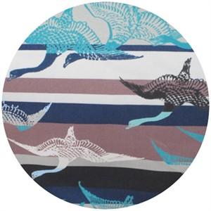 Hokusai, Bird of Passage Blue