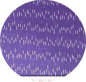 Hokkoh, DOBBY, Matchstick Stripe Purple