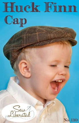 Sew Liberated Huck Finn Cap Sewing Pattern