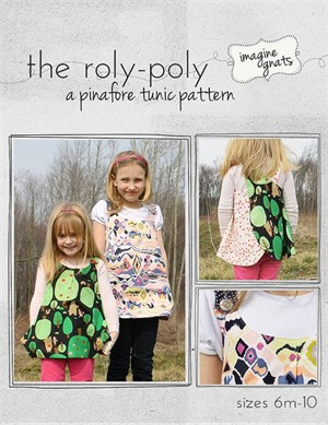 Sewing Pattern, Imagine Gnats, The Roly-Poly
