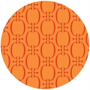 In The Beginning Fabrics, Bloom Modern, Bulb Orange