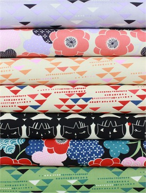 Alexander Henry, Indochine in FAT QUARTERS 7 Total