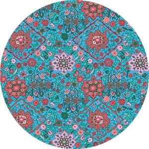 Amy Butler for Free Spirit, Soul Mate, Inner Vision Turquoise