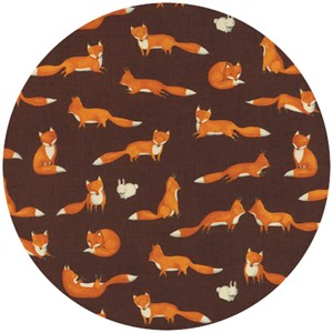 Ingrid Slyder for Moda, Forest Friends, Fox Fun Bark