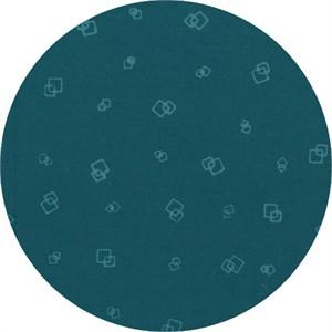 Hoffman Fabrics, Indah BATIKS, Interlocking Frame Ocean