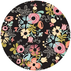 Iza Pearl Design for Windham, Hello Gorgeous, Dilly Dahlia Multi