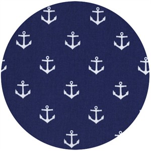 Jack and Lulu, Seaworthy, Anchors Navy