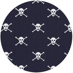 Jack and Lulu, Seaworthy, Jolly Rogers Navy