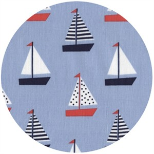 Jack and Lulu, Seaworthy, Set Sail Blue