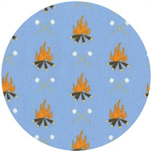 Jack and Lulu, Take A Hike, Campfires Blue