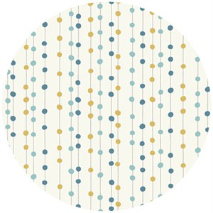 Jay-Cyn Designs for Birch Fabrics, Feather River, Bobbers Sun