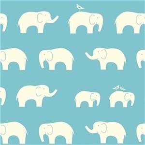 Jay-Cyn Designs for Birch Fabrics, Mod Basics, Organic, Ellie Fam Pool