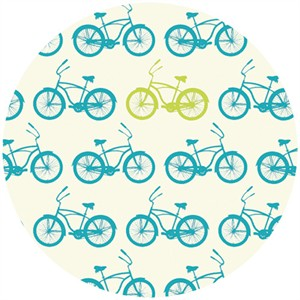 Jay-Cyn Designs for Birch Fabrics Organic Avalon His Cruiser