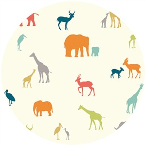 Jay-Cyn Designs for Birch Fabrics, Serengeti, The Tribe