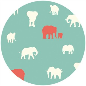 Jay-Cyn Designs for Birch Fabrics, Serengeti, The Herd Pool