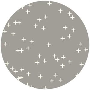 Birch Organic Fabrics, Mod Basics 3, Wink Shroom