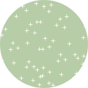 Birch Organic Fabrics, Mod Basics 3, KNIT, Wink Mint