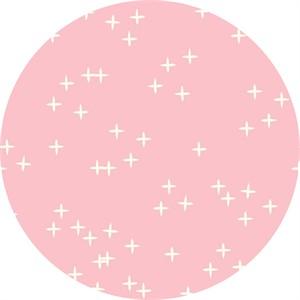 Birch Organic Fabrics, Mod Basics 3, KNIT, Wink Pink