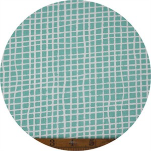 Jay-Cyn Designs for Birch Organic Fabrics, Farm Fresh, Woven Pool