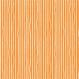 Jay-Cyn Designs for Birch Organic Fabrics, Farm Fresh, Yarn Orange