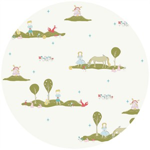 Jay-Cyn Designs, Organic, Storyboek II, Meadow Stroll