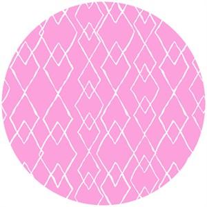 Jane Dixon, Annalee, Argyle Sketch Pink
