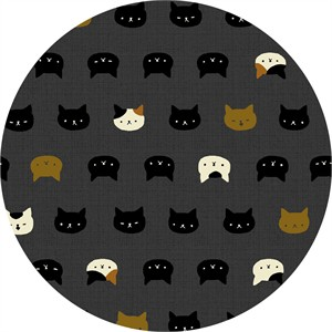 Japanese Import, Neko II, Kitty Display Coal Metallic