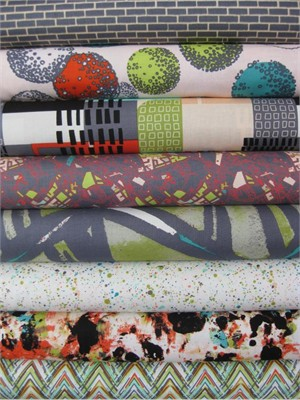 Jay McCarroll, Center City, Midtown in FAT QUARTERS, 7 Total